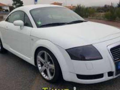 usado Audi TT Gasolina