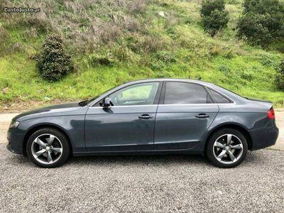 usado Audi A4 2.0 TDI nacional
