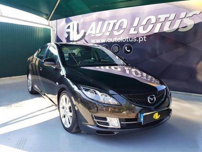 usado Mazda 6 MZR-CD 2.0 Sport (140cv) (4p)