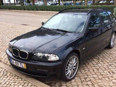 usado BMW 320 136 cv touring - 00