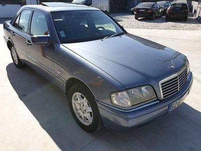 usado Mercedes C220 c220d