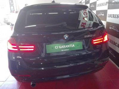 usado BMW 320 TOURING GPS/PELE -
