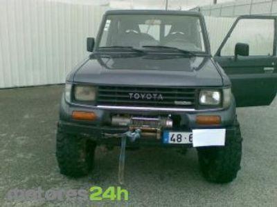 usado Toyota Land Cruiser VX 3000 C/ EXTRAS P TT