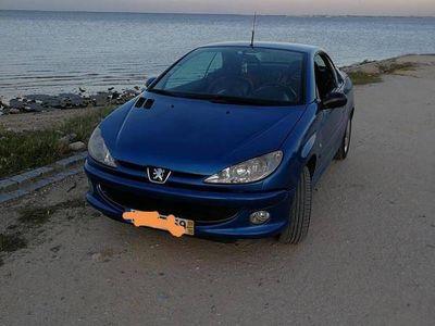 used Peugeot 206 1.6 110cv