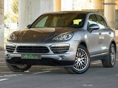 used Porsche Cayenne 3.0 Platinium Edit.