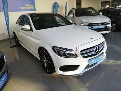 usado Mercedes C250 BlueTEC AMG Line Aut.