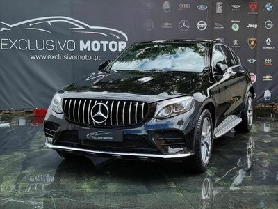 usado Mercedes GLC250 4MATIC
