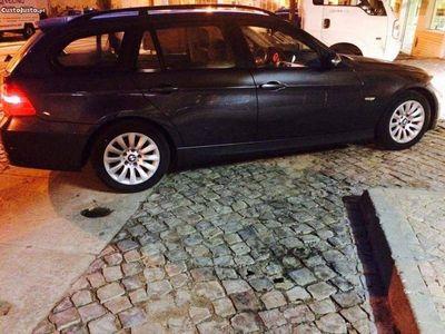 usado BMW 320 D touring de 177cv -