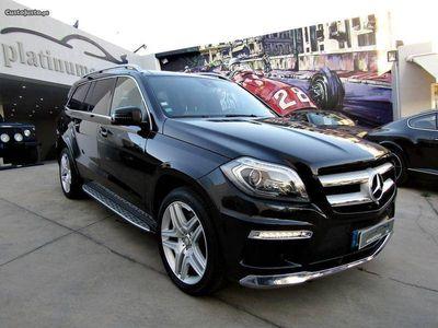 usado Mercedes GL350 BlueTec 4-Matic AMG