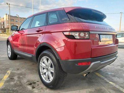 usado Land Rover Range Rover evoque 2.2 TD4 PURE 150CV NACIONAL