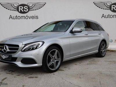 usado Mercedes C250 Avantgarde 204cv 9G