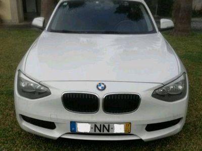 usado BMW 114 Line Sport 5p