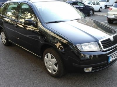 used Skoda Fabia Break 1.4 TDI