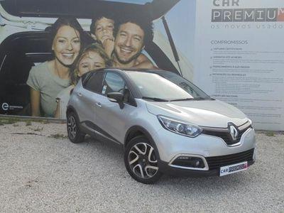 brugt Renault Captur 1.5 dCi Exclusive