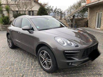 usado Porsche Macan S Outros
