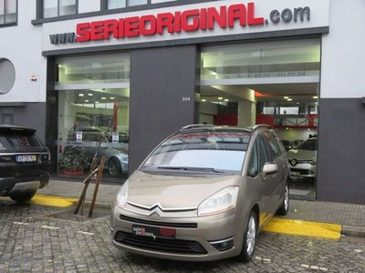 usado Citroën Grand C4 Picasso 1.6 hdi Exclusive 7 lug. Nacional