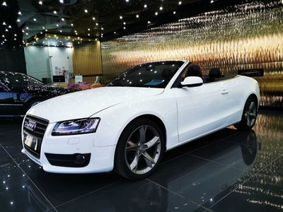 usado Audi A5 Cabriolet Cabrio 2.0TDI Nacional