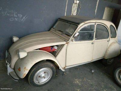 usado Citroën 2CV -