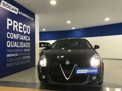 usado Alfa Romeo Giulietta NACIONAL CAIXA AUTOMATICA 1.6 120 CV GPS TELEFONE SUPER