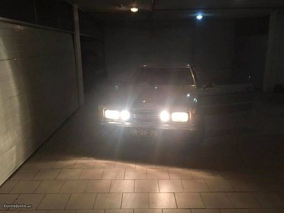 usado Ford Taunus Gxl coupe 1600gt