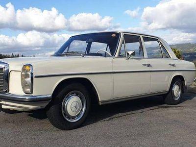 usado Mercedes 220 W115/8 Nacional 1971