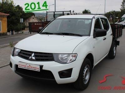 usado Mitsubishi L200 4x2 CAB/DUPLA