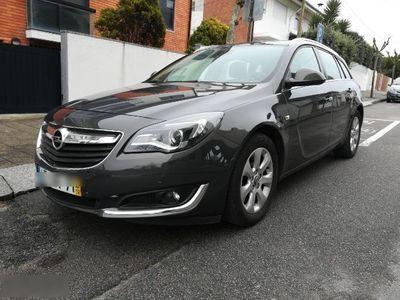 brugt Opel Insignia st 1.6 cdti executive s/s