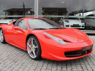 usado Ferrari 458 458 ItaliaItalia