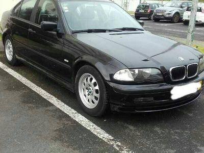 gebraucht BMW 320 d 136cv inspecção até 2018 -
