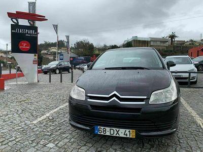 usado Citroën C4 1.6HDi Van