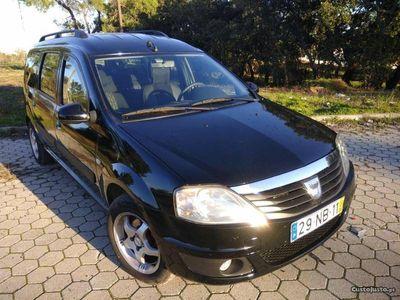 usado Dacia Logan 1.5Dci 90cv 7lug.