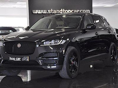 usado Jaguar F-Pace 2.0 i4D Prestige AWD