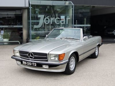 usado Mercedes SL450 V8 Dallas