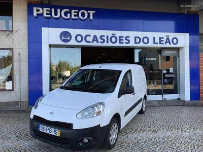 usado Peugeot Partner L1 1.6HDI 115CV