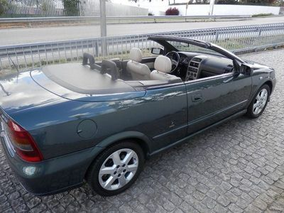 usado Opel Astra Cabriolet 1.8 16V
