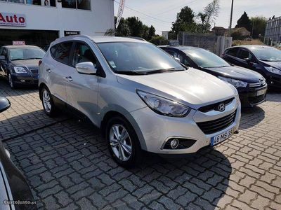 brugt Hyundai ix35 2.0 CRDi Sport 184cv
