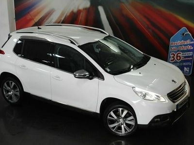 usado Peugeot 2008 1.6 E-HDi Allure | GPS