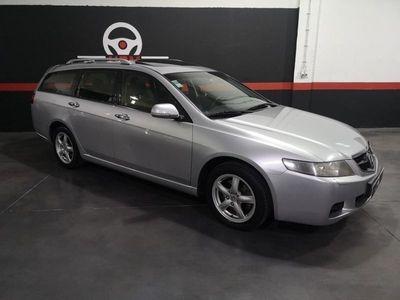 brugt Honda Accord 2.2 i-CTDi Execut N.