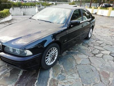 used BMW 520 520 d