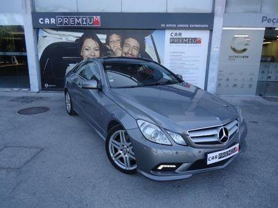 usado Mercedes E350 CDI AMG Coupé (231Cv)