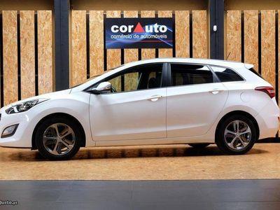 gebraucht Hyundai i30 CW 1.6 crdi NAVI