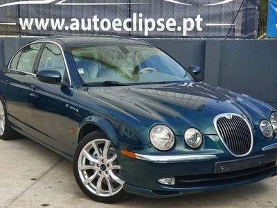 usado Jaguar S-Type 3.0 V6 executive