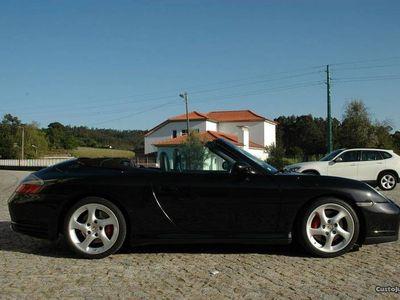 brugt Porsche 996 CABRIO 4 S
