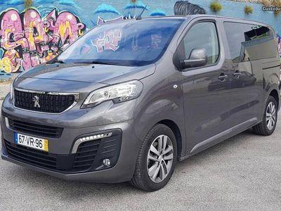 usado Peugeot Traveller