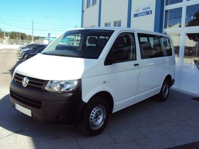 usado VW Transporter 2.0 TDI Kombi Bluemotion 114cv