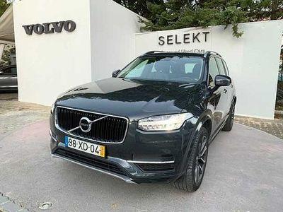usado Volvo XC90 D4 190cv Momentum 7 lug. Geartronic 8 Vel.