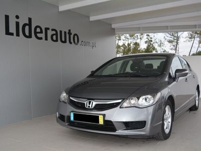 usado Honda Civic 1.3 DSI i-VTEC Hybrid Elegance