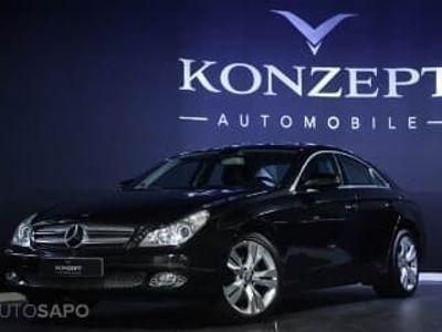 usado Mercedes CLS350 ClasseCDi (224cv) (4p)