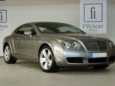 usado Bentley Continental 6.0 Twin Turbo GT Coupe