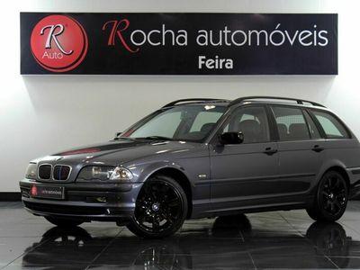 usado BMW 320 D Touring 2.0